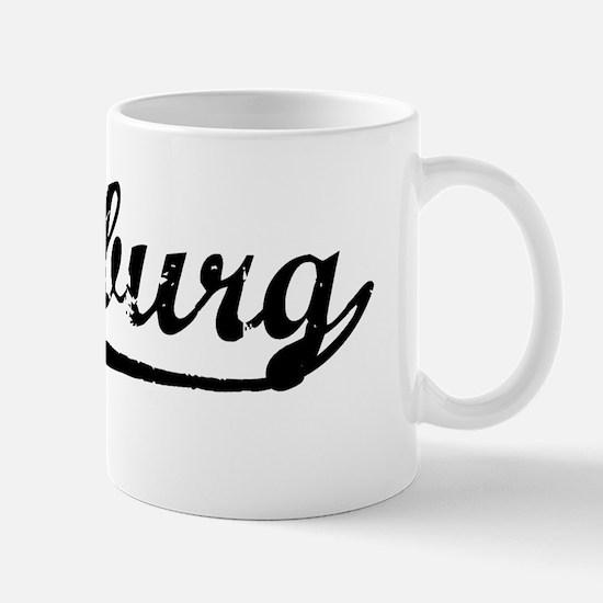 Vintage Pittsburg (Black) Mug