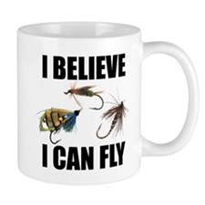 I Believe Can Fly Mug Mugs
