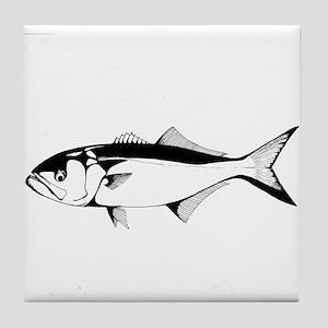 bluefish Tile Coaster