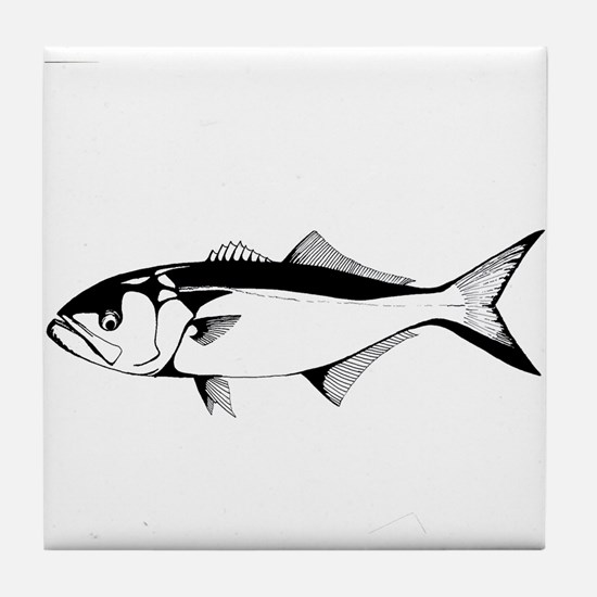 bluefish Tile Coaster
