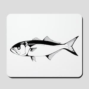 bluefish Mousepad