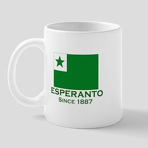 Esperanto since 1887 Mug