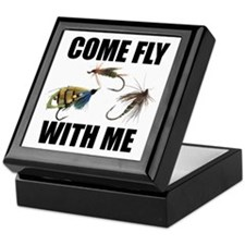 Come Fly With Me Keepsake Box