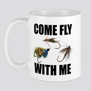 Come Fly With Me Mug