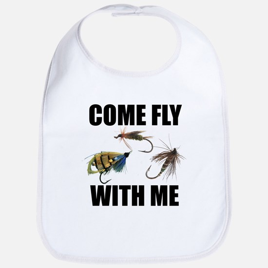 Come Fly With Me Bib