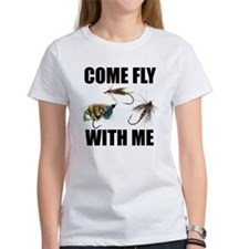 Come Fly With Me Women's T-Shirt