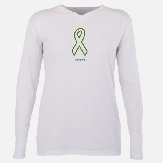 Green: Strong T-Shirt