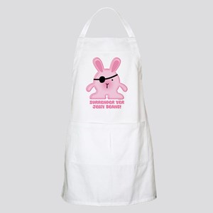 Pirate Bunny BBQ Apron