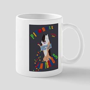 Pit Bull Jaw Breakers Mug