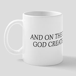 8TH DAY Berners Mug