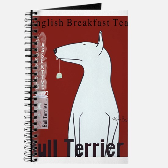 Bull Terrier Tea Journal