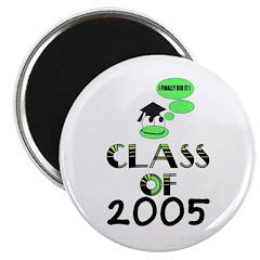 CLASS OF 2005 GRADUATION Magnet
