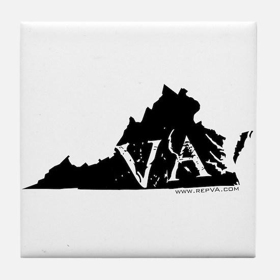 Virginia Tile Coaster