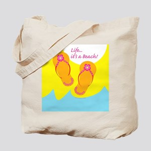 Fun & Sun at the Beach Tote Bag