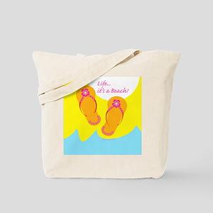 Fun & Sun at the Beach Tote Bag