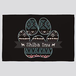 Shiba Inu 4' x 6' Rug