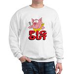 Pig Out Sweatshirt