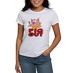 Pig Out Women's T-Shirt