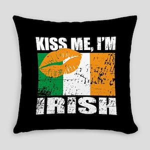 Irish Kiss Everyday Pillow