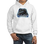Mykonos Turntable Hooded Sweatshirt