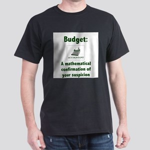 Budget Ash Grey T-Shirt