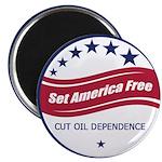 Set America Free Magnet