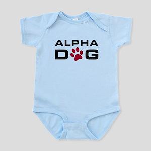 Alpha Dog Infant Bodysuit