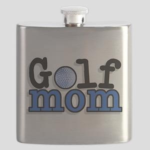 Golf Mom Flask