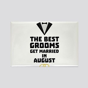 The Best Grooms in AUGUST Cd3kx Magnets