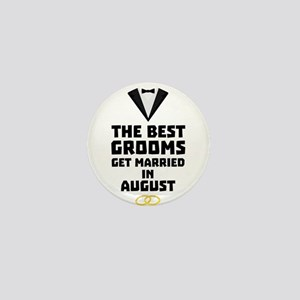 The Best Grooms in AUGUST Cd3kx Mini Button