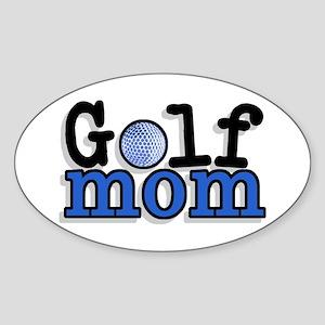 Golf Mom Sticker