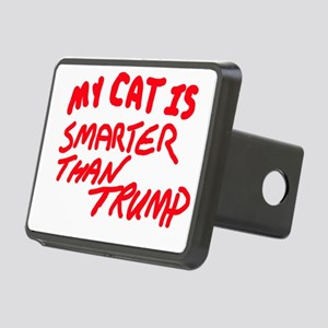 MY CAT IS SMARTER THAN TRU Rectangular Hitch Cover