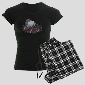 Rock Pigeon Women's Dark Pajamas