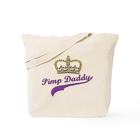 Pimp Daddy Tote Bag