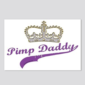 Pimp Daddy Postcards (Package of 8)