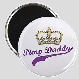 Pimp Daddy Magnet