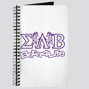 Journal Sigma Lambda Beta
