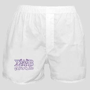 Boxer Shorts Sigma Lambda Beta