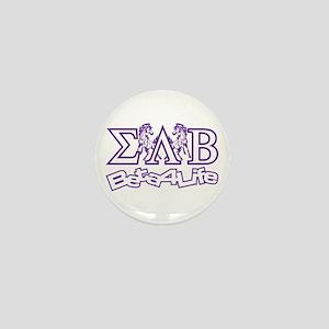 Mini Button Sigma Lambda Beta