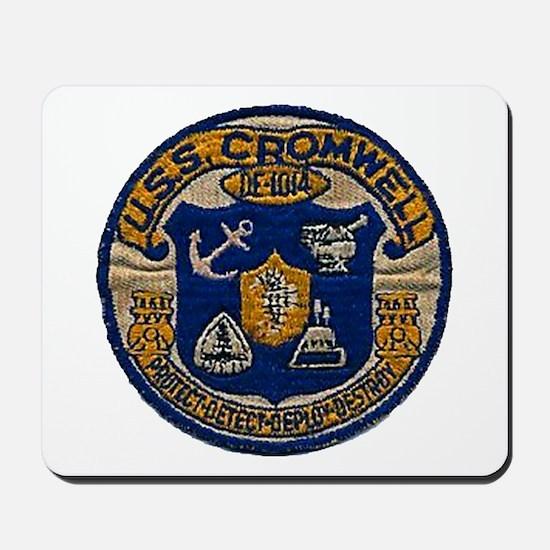 USS CROMWELL Mousepad