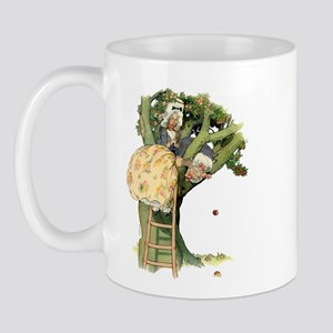TWO OLD MAIDS UP A TREE Mug