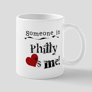 Philly Loves Me Mug