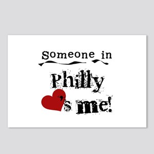 Philly Loves Me Postcards (Package of 8)