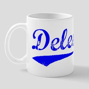Vintage Deleon (Blue) Mug