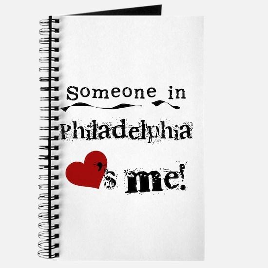 Philadelphia Loves Me Journal