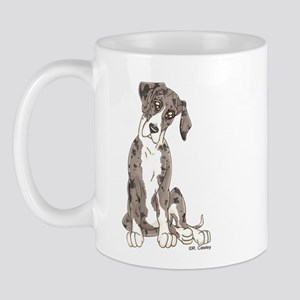 NMtMrl Pup Tilt Mug