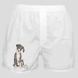 NMtMrl Pup Tilt Boxer Shorts