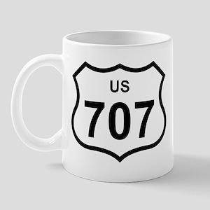 US 707 Mug
