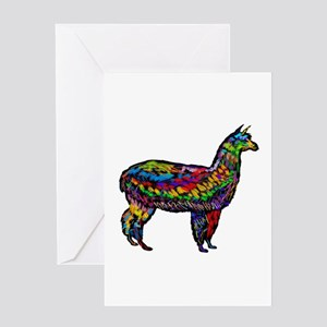 COLORS KNOW NOW Greeting Cards