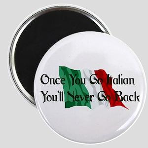 CUSTOM For Italian Stud Guy Magnet